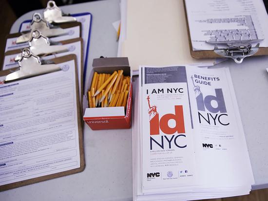 IDNYC: срок действия удостоверения истекает в январе 2020 года