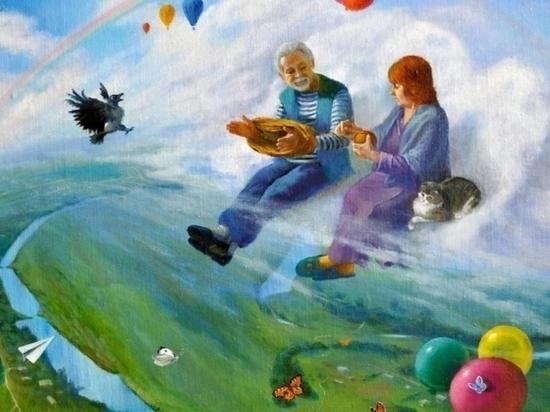 В центре Волгограда открылась выставка суровикинских художников