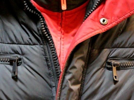 Тамбовские полицейские задержали магазинного вора