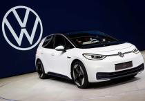 «Фольксваген» рвется в лидеры по производству электромобилей