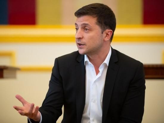 Зеленский пожаловался, что работа президента изнуряет