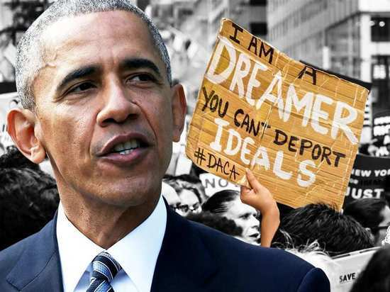 Как Обама помог «мечтателям» сменить нелегальный статус на легальны