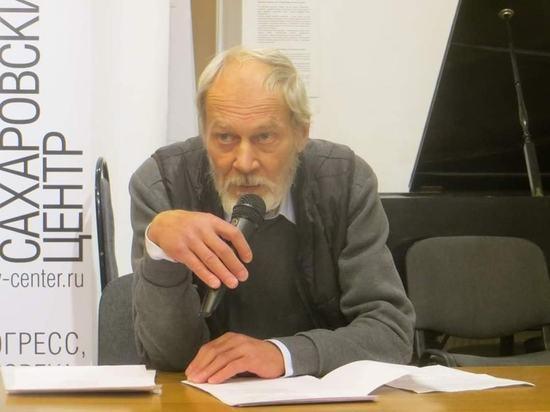 В Москве скончался известный правозащитник Сергей Шаров-Делоне