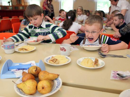 В Госдуме предположили исключить импортное продовольствие из школьного питания