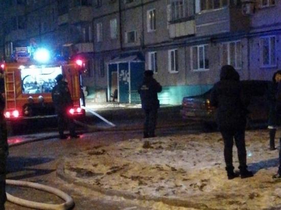 Пожар в многоэтажке Комсомольска-на-Амуре: есть жертвы
