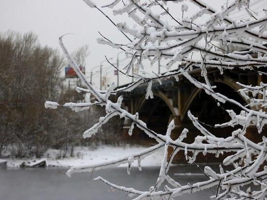 На выходных в Красноярск нагрянут морозы