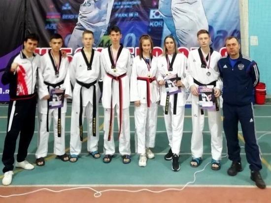 Ивановские тхэквондисты привезли пять медалей с «Кубка Белогорья»