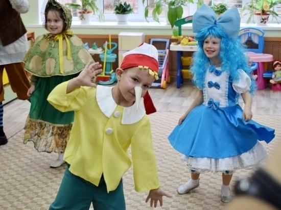 Еще одна ясельная группа открылась в детском саду Иванова