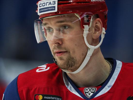 Ярославский защитник смог дважды поразить ворота финской сборной