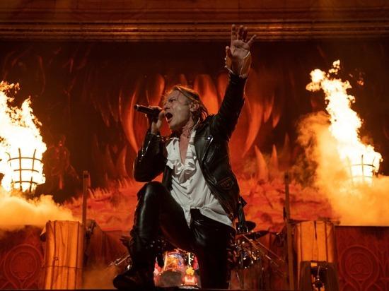 Легенды рока Iron Maiden выступят в Петербурге летом 2020 года