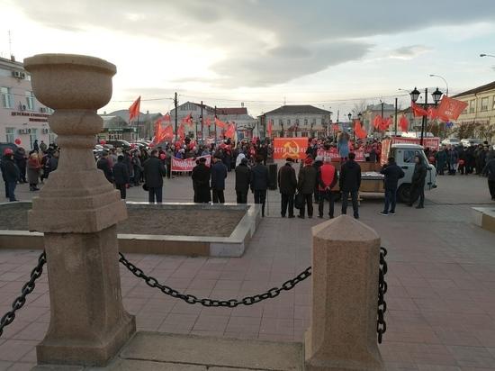 Площадь Революции могут открыть для проведения акций протеста в Улан-Удэ