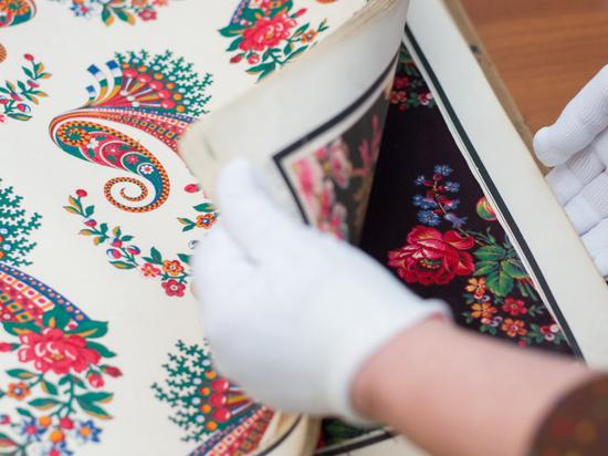 На сайте Музея ивановского ситца появился онлайн-каталог