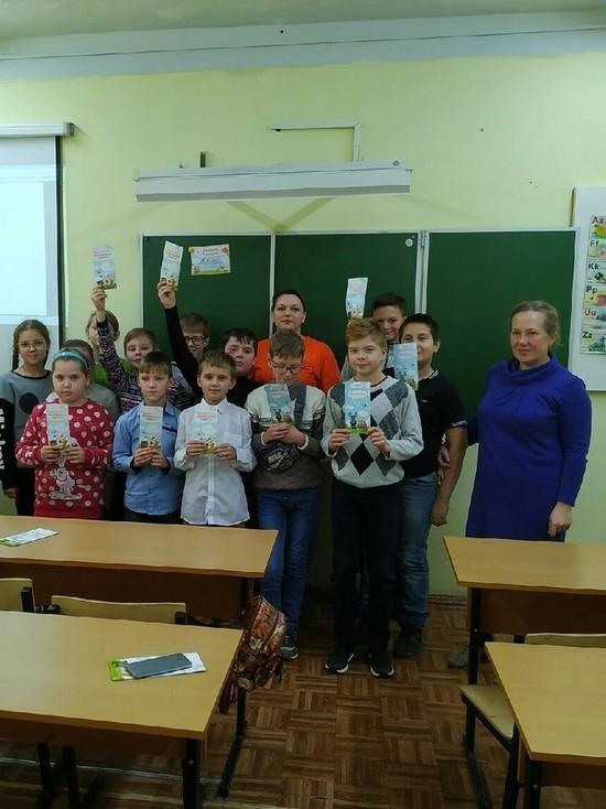 Волонтеры поискового отряда «Лиза Алерт» проводят встречи с учащимися Ивановской области