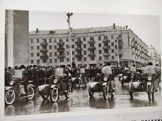 Из истории полиции. Первый парад в Перми