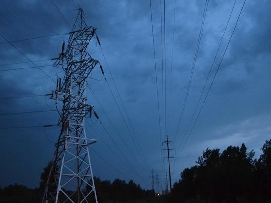 Энергетики восстановили электроснабжение населенных пунктов области
