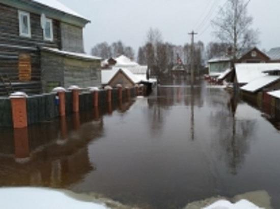 МЧС Костромской области рассказало о паводке