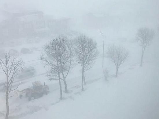 В Хакасии объявлено штормовое предупреждение