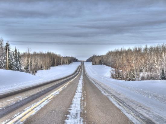 На трассе М-5 водитель грузовика умер от инфаркта
