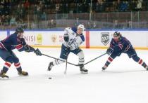 Тверское «Динамо» проиграло в Нижнем Новгороде