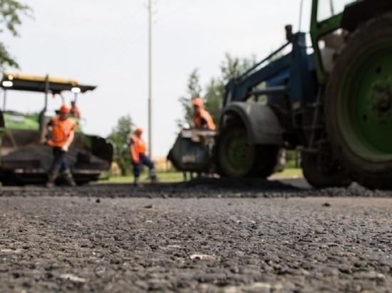 В Тверской области восстановили размытый участок дороги Толмачи - Ломовое