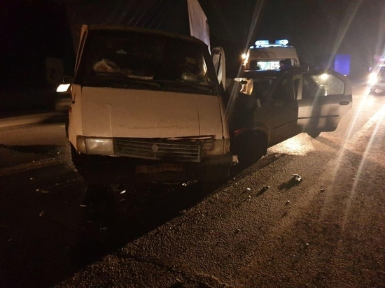 В Челябинской области в ДТП пострадали мужчина и девочка-подросток