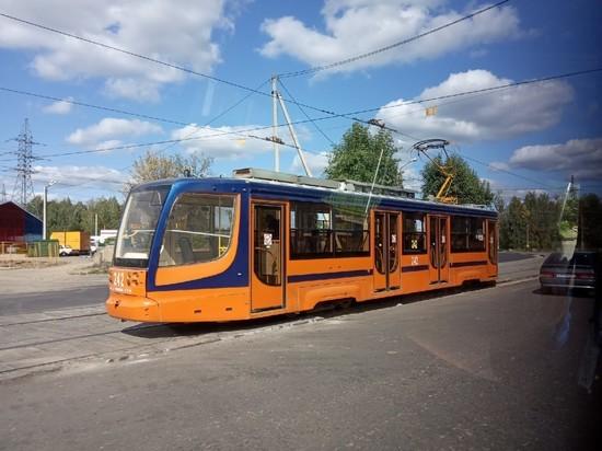 Трамвай №1 в Смоленске изменит свой маршрут