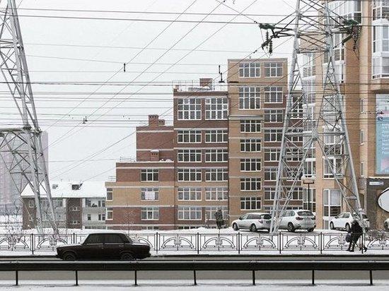 В конкурсе архитектурной фотографии участвует снимок Иркутска