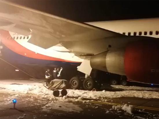 Azur Air «прилетит» после инцидента с самолетом в барнаульском аэропорту