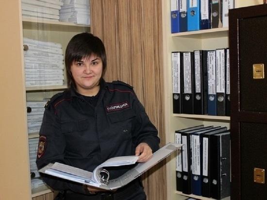 Женщина-полицейский из ЯНАО борется за звание «Народного участкового» России