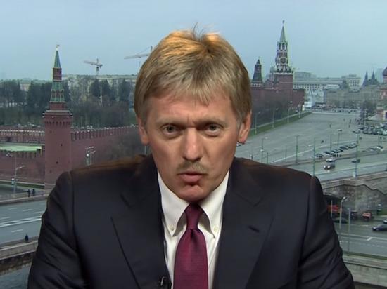 «Мы не патологоанатомы»: Песков прокомментировал данный Макроном диагноз НАТО