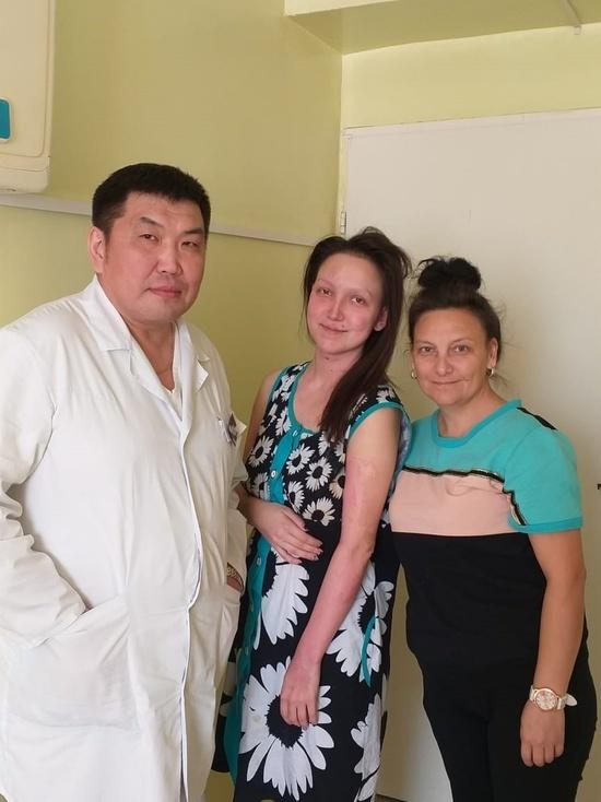 Последняя пострадавшая при взрыве «Этно кафе» в Улан-Удэ выписалась из больницы