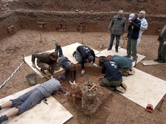 В Смоленске археологи нашли именно Гюдена. Где его похоронят