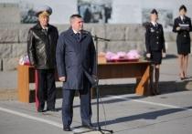 Губернатор поздравил сотрудников МВД с профессиональным праздником