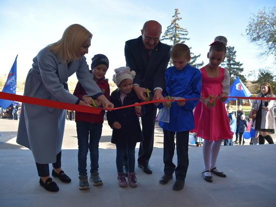 Зампред Госдумы РФ приехала в Светлоград на открытие уникальной библиотеки