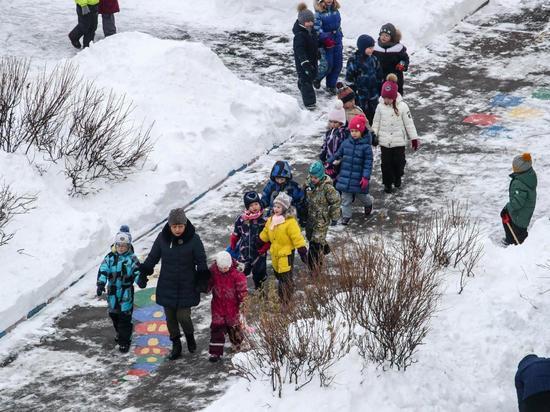 В 5% российских детсадов нет водопровода и канализации