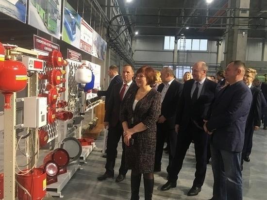 В Кирово-Чепецком районе будут изготавливать средства пожаротушения