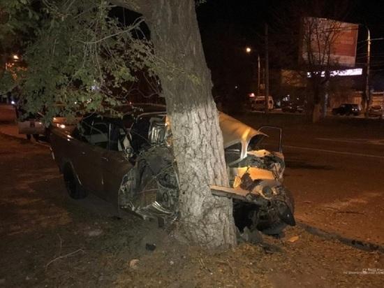 Водитель «Волги» умер в больнице после ДТП в Волгограде