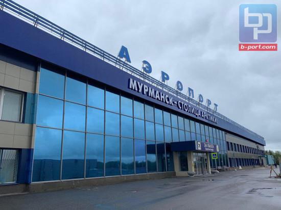 Мурманский аэропорт в числе самых пунктуальных в мире