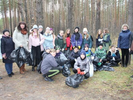 Во Владимирской области прошел  Всероссийский экологический субботник «Зеленая Россия»