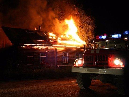 В Воронежской области задержан бывший пожарный - пироман