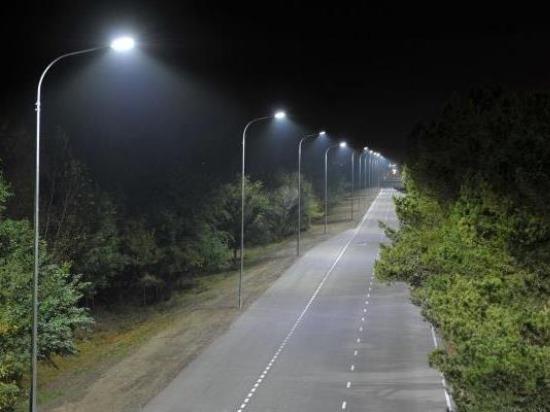 В серпуховских деревнях и сёлах становятся светлее