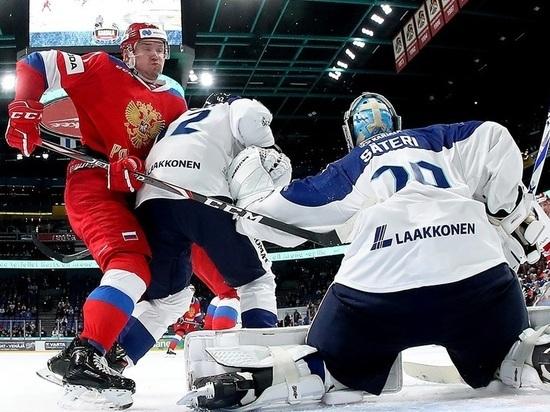 Евротуристы: сборная России по хоккею снова выглядит странно