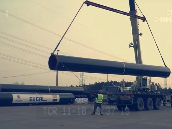 Польша оштрафовала строящую «Северный поток-2» французскую компанию
