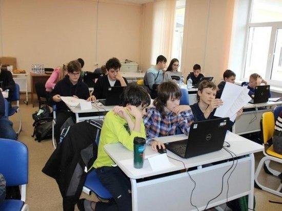 Лучших юных программистов наградили в Пскове