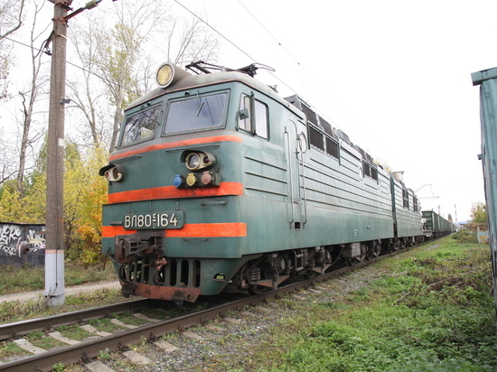 Горьковская железная дорога на 3 процента увеличила грузооборот