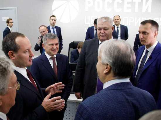 Депутаты ознакомились с работой цифрового диспетчерского пункта энергетиков  в Ижевске