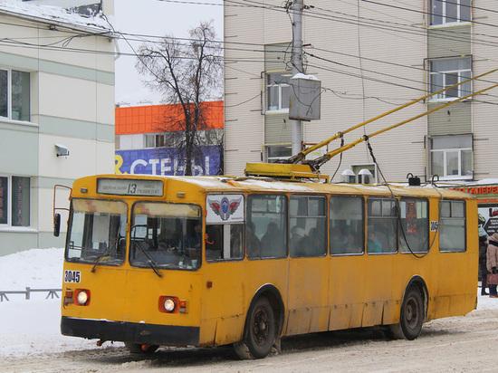 В рязанском общественном транспорте проверили систему отопления