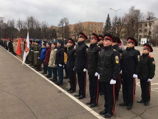 Югорские кадеты заслужили звание лучших в России