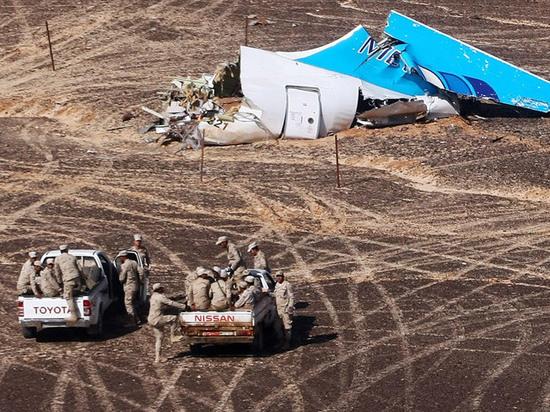 Названы причастные к взрыву российского А321 над Синаем