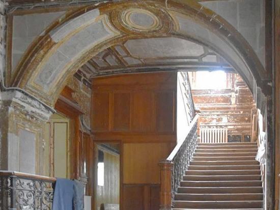 В старой московской усадьбе реставраторы сделали неожиданную находку